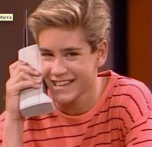 zack morris phone